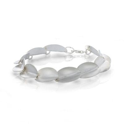 Zilveren armband laurus nobilis