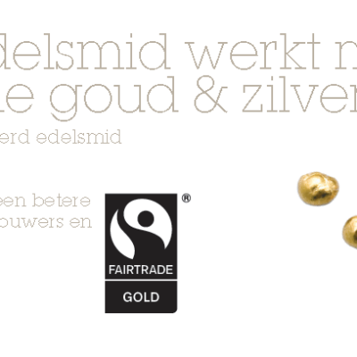 - fairtrade goud