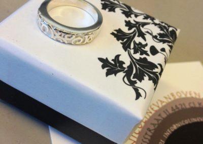 Verlovingsring in opdracht